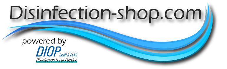 Online Shop Desinfektion