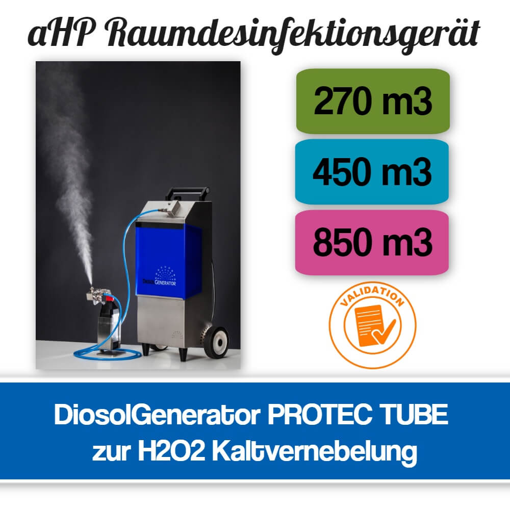 Vernebelungsgerät Wasserstoffperoxid