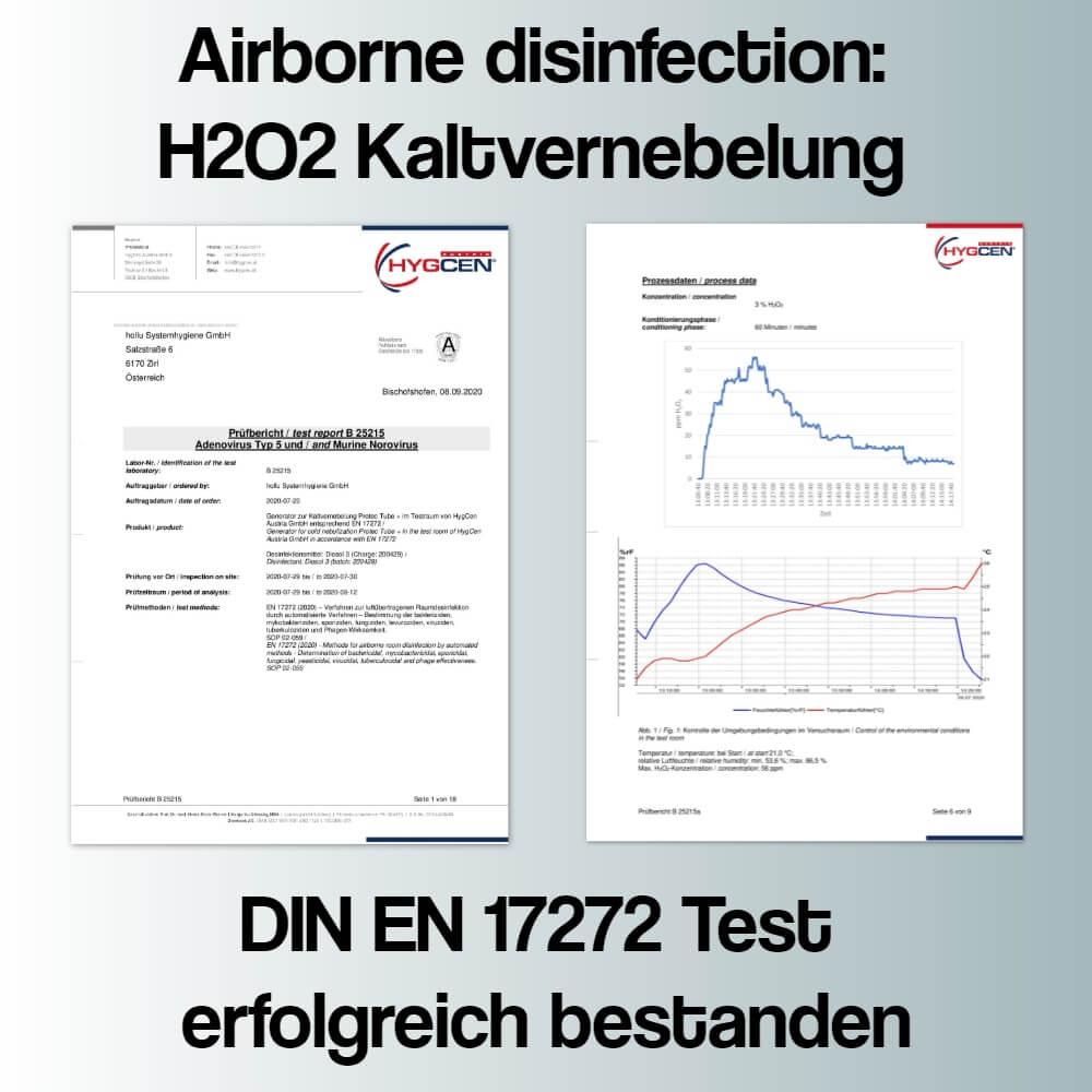 EN 17272 Test